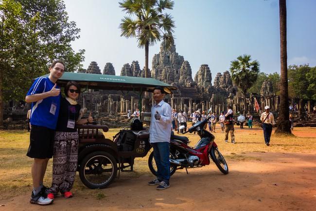 8 điều nên biết khi đến Siem Reap thăm kỳ quan thế giới - Ảnh 1.