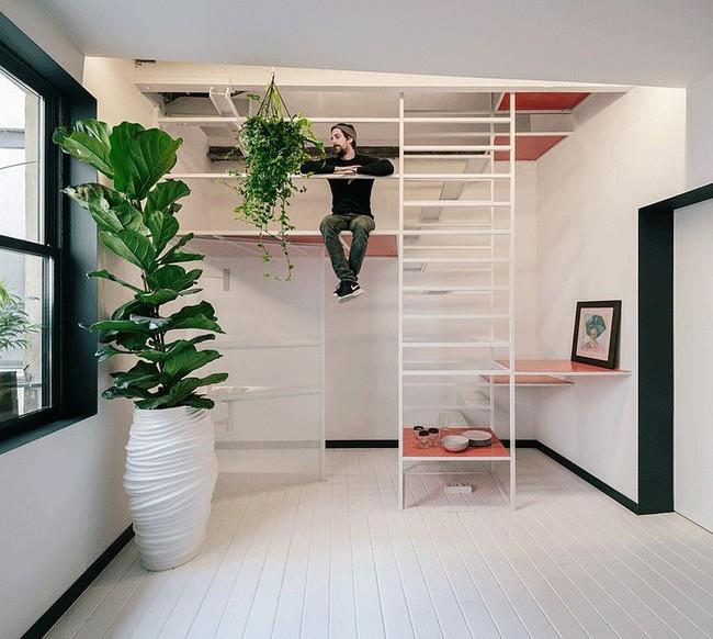 Cải tạo cầu thang đúng cách, ngôi nhà nhỏ bỗng trở thành ước ao của bất cứ ai đang ở nhà chật - Ảnh 10.
