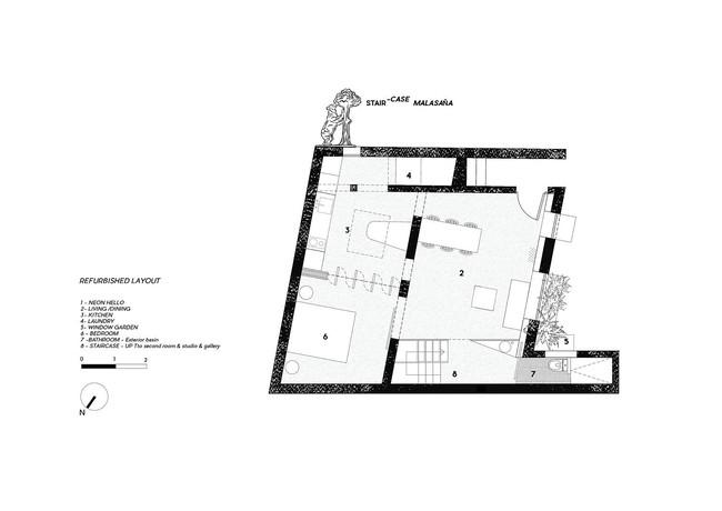 Cải tạo cầu thang đúng cách, ngôi nhà nhỏ bỗng trở thành ước ao của bất cứ ai đang ở nhà chật - Ảnh 12.