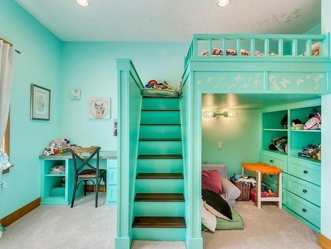 KTS mách cha mẹ 8 ý tưởng thiết kế phòng ngủ cho con một cách khoa học nhất - Ảnh 1.