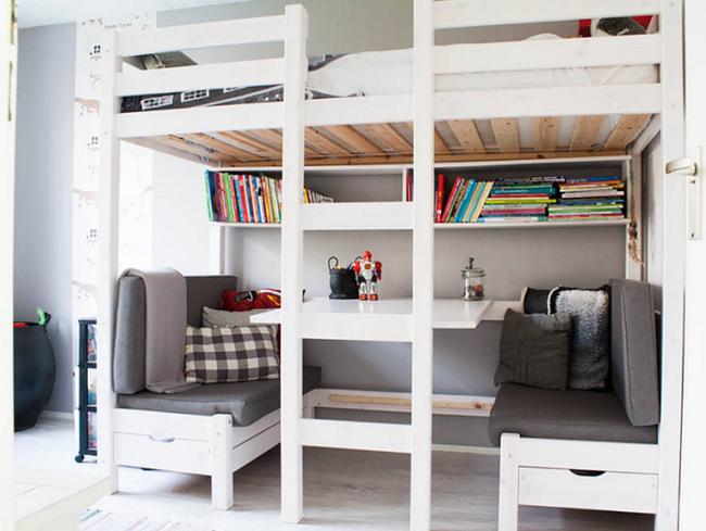 KTS mách cha mẹ 8 ý tưởng thiết kế phòng ngủ cho con một cách khoa học nhất - Ảnh 9.