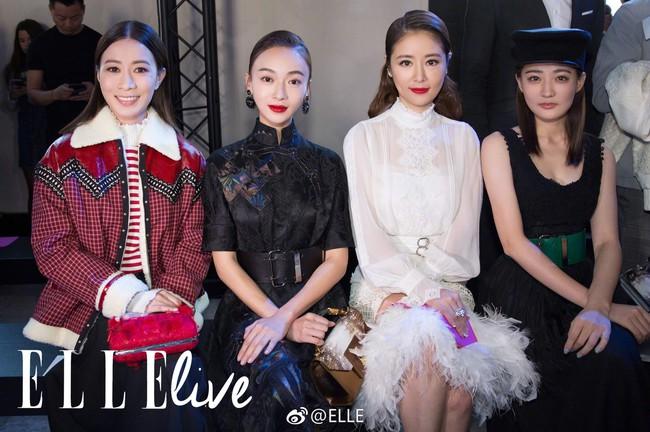 Lâm Tâm Như mặc sang nhưng makeup già chát, Ngô Cẩn Ngôn và Xa Thi Mạn lại ăn điểm nhờ lối diện đồ tinh tế hơn hẳn mọi khi - Ảnh 2.