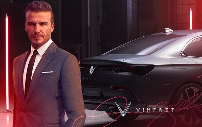 David Beckham nói về xe VinFast: Nội thất thì không thể tin được! - Ảnh 9.