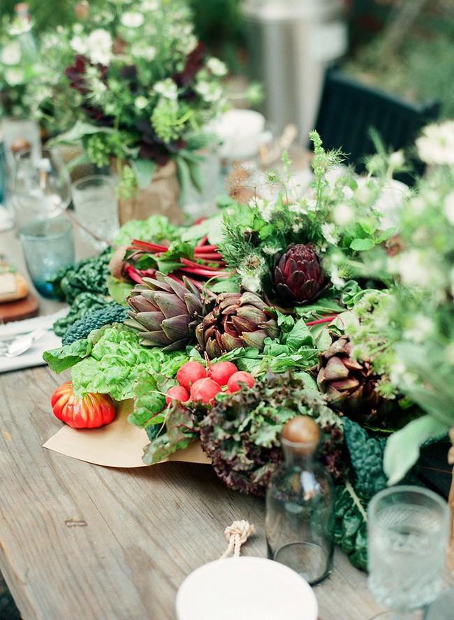 Trang trí nhà thần diệu đậm sắc thu từ hoa quả xinh yêu, có sẵn trong mùa - Ảnh 6.