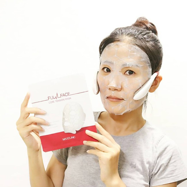 """Chỉ đắp mặt nạ thì quá thường, món """"bảo bối"""" giúp da căng bóng này đang được nhiều cô gái Hàn sử dụng - Ảnh 2."""