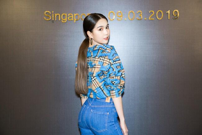 Vũ Khắc Tiệp đầu tư 1 triệu USD, đưa Ngọc Trinh sang Singapore làm Đêm hội chân dài lần cuối - Ảnh 1.