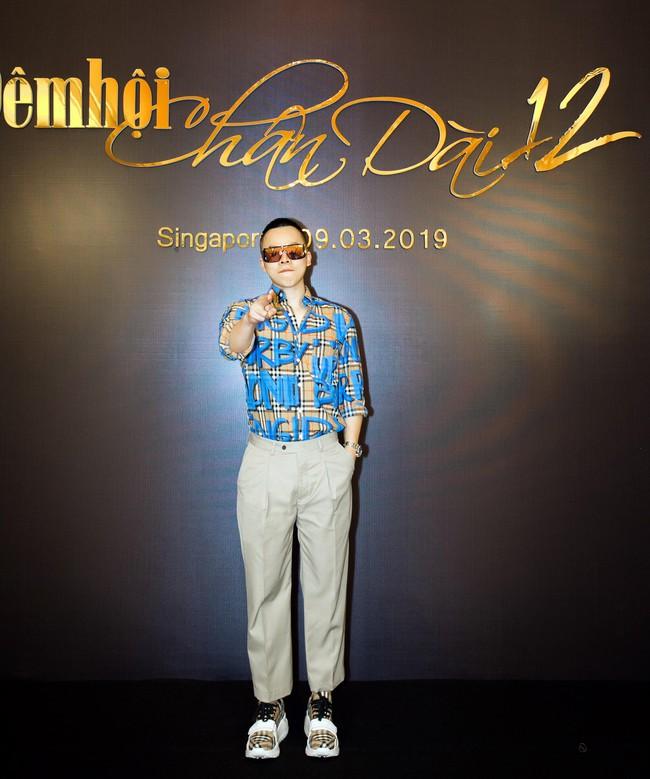 Vũ Khắc Tiệp đầu tư 1 triệu USD, đưa Ngọc Trinh sang Singapore làm Đêm hội chân dài lần cuối - Ảnh 2.