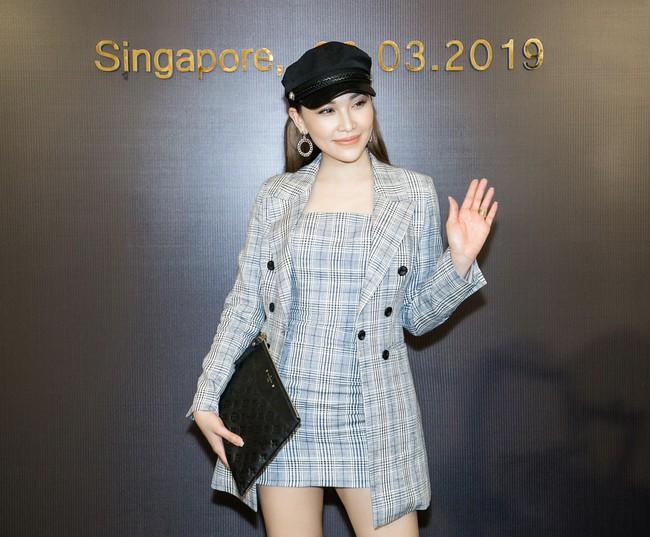 Vũ Khắc Tiệp đầu tư 1 triệu USD, đưa Ngọc Trinh sang Singapore làm Đêm hội chân dài lần cuối - Ảnh 7.