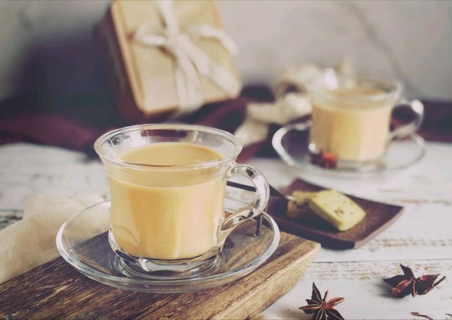 Làm ấm cơ thể ngày lạnh với trà sữa quế - Ảnh 5.