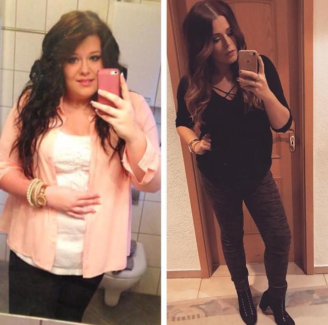 11 màn lột xác cực ngoạn mục khiến chị em phải trầm trồ trước độ vi diệu của việc giảm cân - Ảnh 7.