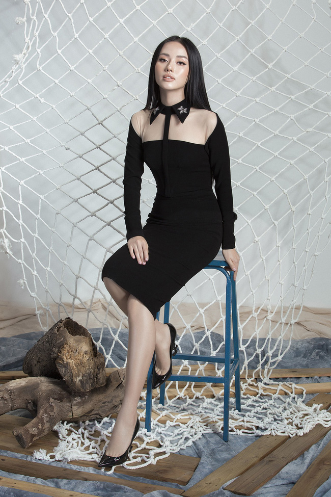 Khánh Linh The Face lại khoe váy áo sang chảnh sau khi được lên tạp chí nước ngoài vì mặc đẹp - Ảnh 9.