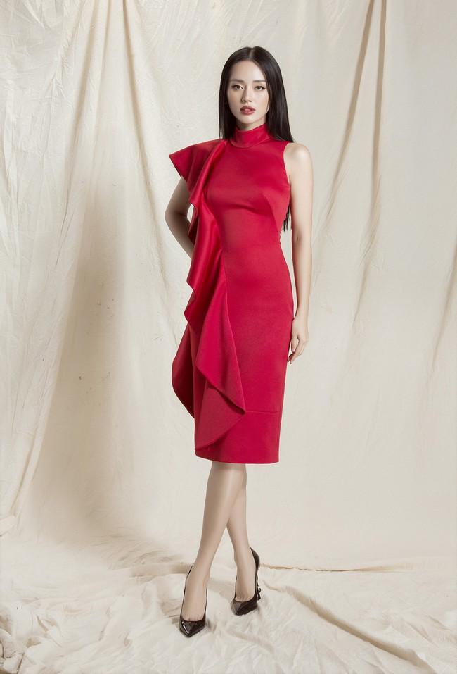 Khánh Linh The Face lại khoe váy áo sang chảnh sau khi được lên tạp chí nước ngoài vì mặc đẹp - Ảnh 3.