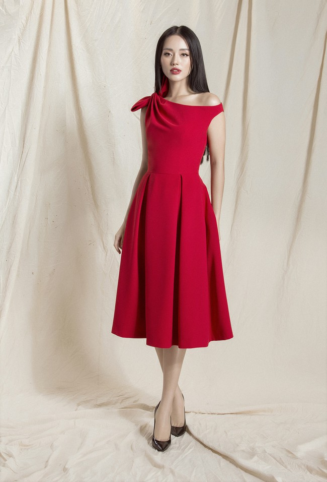Khánh Linh The Face lại khoe váy áo sang chảnh sau khi được lên tạp chí nước ngoài vì mặc đẹp - Ảnh 2.