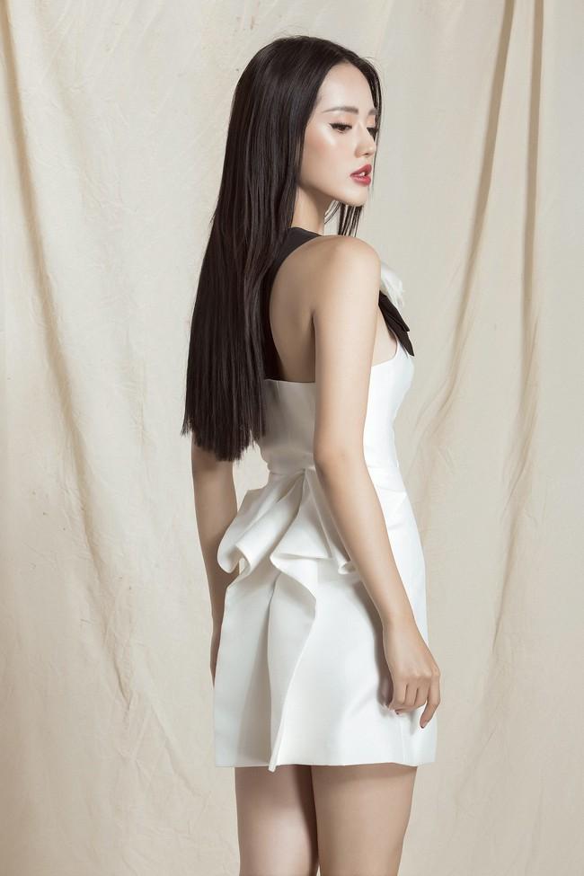 Khánh Linh The Face lại khoe váy áo sang chảnh sau khi được lên tạp chí nước ngoài vì mặc đẹp - Ảnh 8.