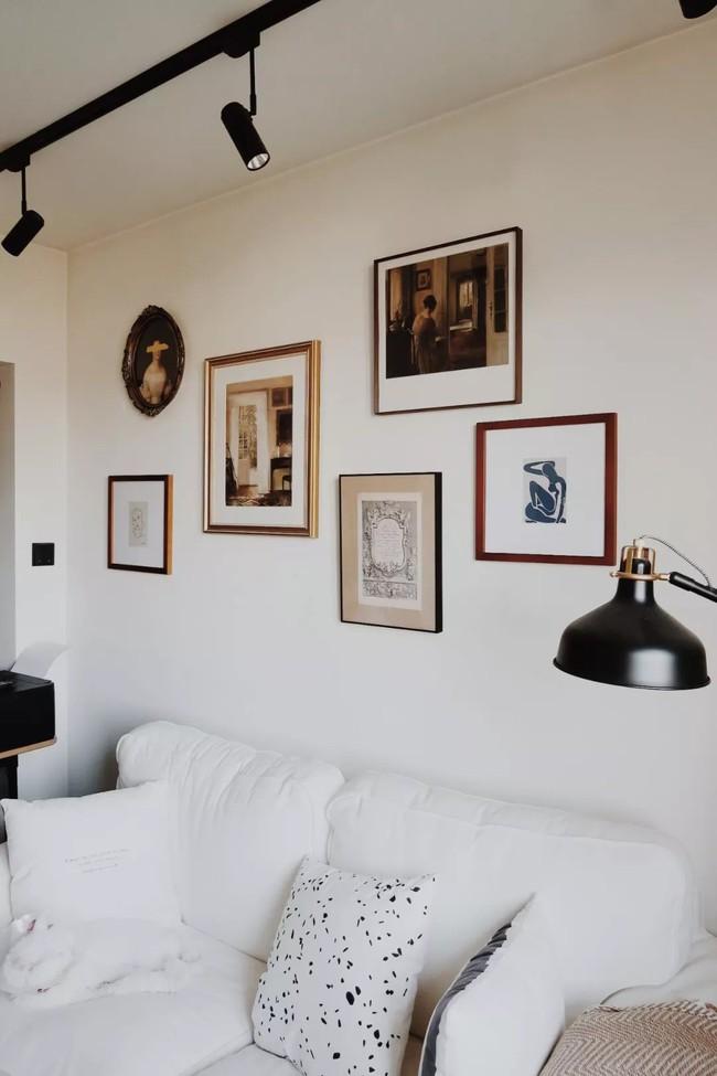 Căn hộ 45m² được cải tạo lại từng góc nhỏ ngập tràn tình yêu của cặp đôi có 11 năm bên nhau - Ảnh 6.