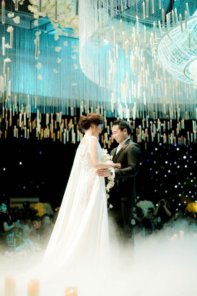 Sau đám cưới, ông xã Lan Khuê tự nhận mình là người đàn ông may mắn nhờ việc làm này của vợ - Ảnh 4.