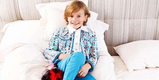 Top người mẫu nhí nhỏ tuổi nhất thế giới: Mới lên 5 đã trở thành các mỹ nam mỹ nữ hàng đầu làng giải trí! - Ảnh 20.
