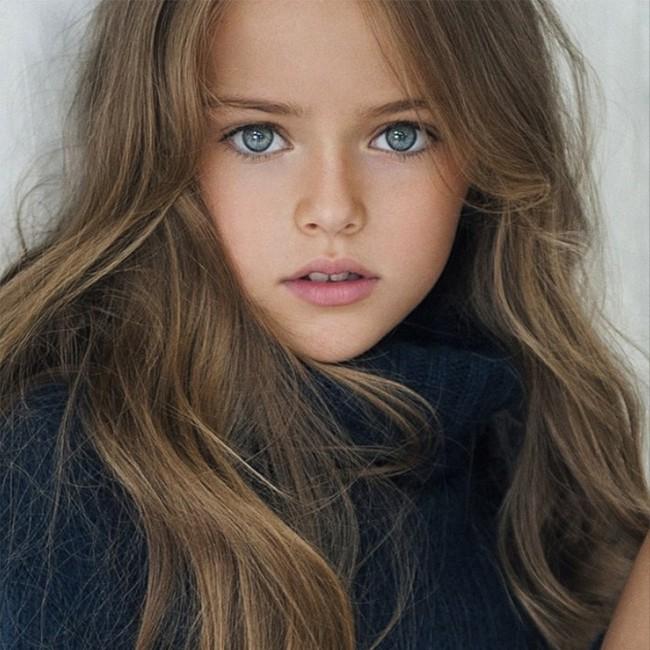 Top người mẫu nhí nhỏ tuổi nhất thế giới: Mới lên 5 đã trở thành các mỹ nam mỹ nữ hàng đầu làng giải trí! - Ảnh 3.