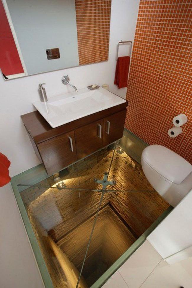 Điểm danh 12 ý tưởng điên rồ từng được xuất hiện trong các thiết kế nhà hiện đại - Ảnh 3.