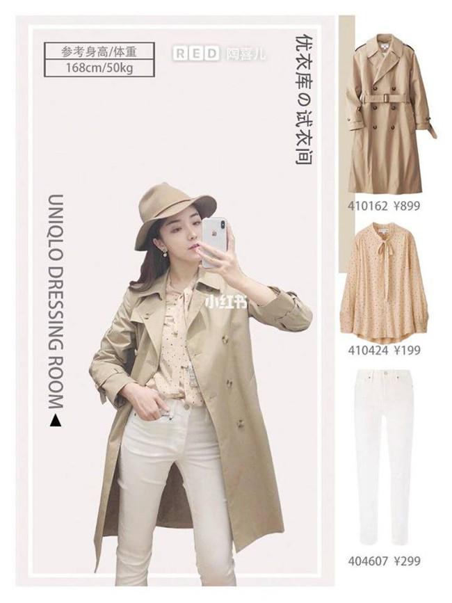 Trời vào thu, 14 set đồ dài tay từ Zara, Uniqlo sẽ là gợi ý không thể hoàn hảo hơn vào lúc này - Ảnh 9.