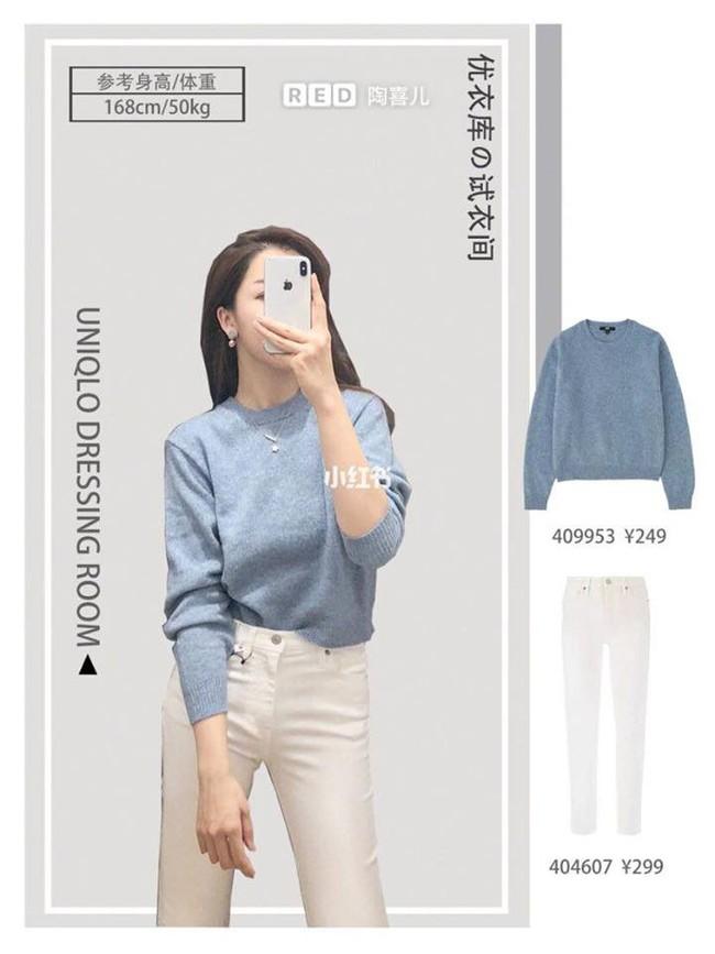 Trời vào thu, 14 set đồ dài tay từ Zara, Uniqlo sẽ là gợi ý không thể hoàn hảo hơn vào lúc này - Ảnh 12.