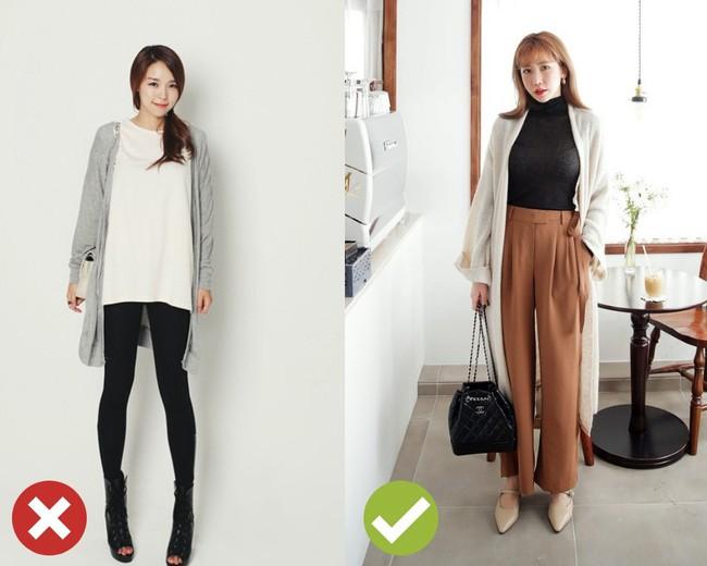 Áo khoác cardigan rất xinh và trendy nhưng để diện không bị luộm thuộm, dìm dáng thì các nàng cần nhớ 3 tips sau - Ảnh 1.