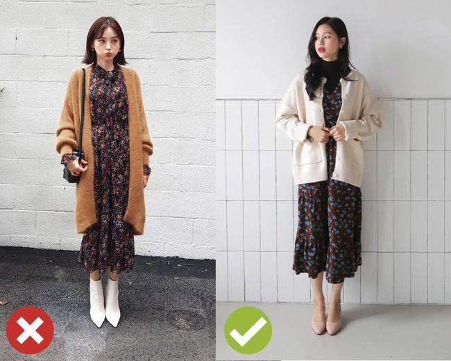 Áo khoác cardigan rất xinh và trendy nhưng để diện không bị luộm thuộm, dìm dáng thì các nàng cần nhớ 3 tips sau - Ảnh 5.