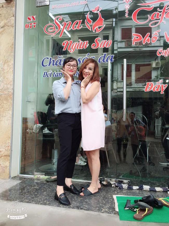 Cô dâu 62 tuổi tự tin khoe nhan sắc trẻ trung với khuôn mặt căng bóng sau phẫu thuật thẩm mỹ - Ảnh 3.