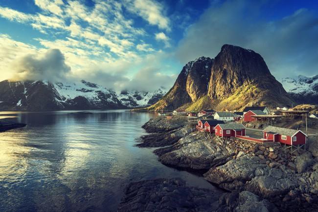 Ngất ngây với những vùng đất đẹp tựa chốn thiên đường có thật trên Trái đất, đã đến thăm là không muốn quay về - Ảnh 11.