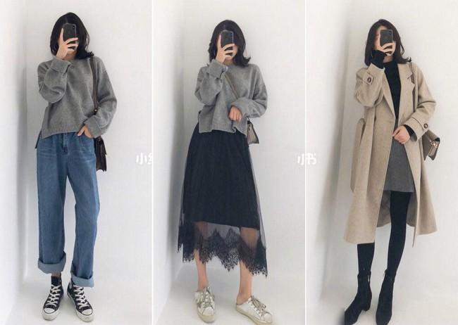 Nhất định phải thủ sẵn 4 mẫu áo len cơ bản để có 15 combo mặc kiểu gì cũng đẹp cho mùa đông năm nay - Ảnh 5.