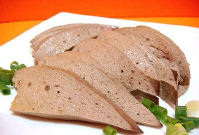 Nghe chuyên gia nói rõ 1 lần những loại rau không được xào với gan lợn và nên ăn thế nào là đúng cách - Ảnh 1.