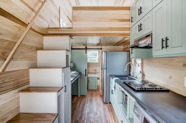 7 mẹo thiết kế nhà nhỏ cực đáng để thử nếu bạn muốn sở hữu nơi ở nhỏ xinh đáng mơ ước  - Ảnh 1.