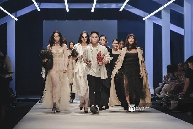 Võ Hoàng Yến mở màn VIFW xuất sắc, Lan Khuê làm vedette trong show Lâm Gia Khang - Ảnh 6.