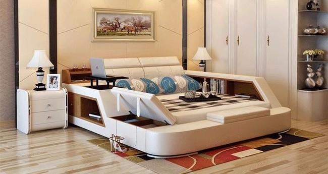 11 thiết kế giường hiện đại và thoải mái khiến bạn nhìn 1 lần là ưng ngay - Ảnh 10.