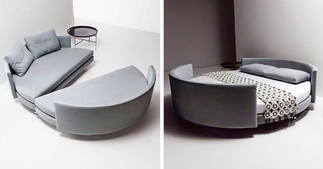 11 thiết kế giường hiện đại và thoải mái khiến bạn nhìn 1 lần là ưng ngay - Ảnh 2.