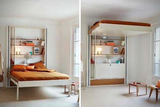 11 thiết kế giường hiện đại và thoải mái khiến bạn nhìn 1 lần là ưng ngay - Ảnh 5.