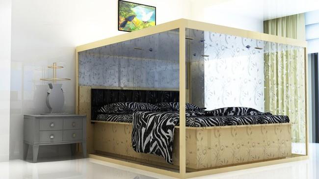 11 thiết kế giường hiện đại và thoải mái khiến bạn nhìn 1 lần là ưng ngay - Ảnh 6.