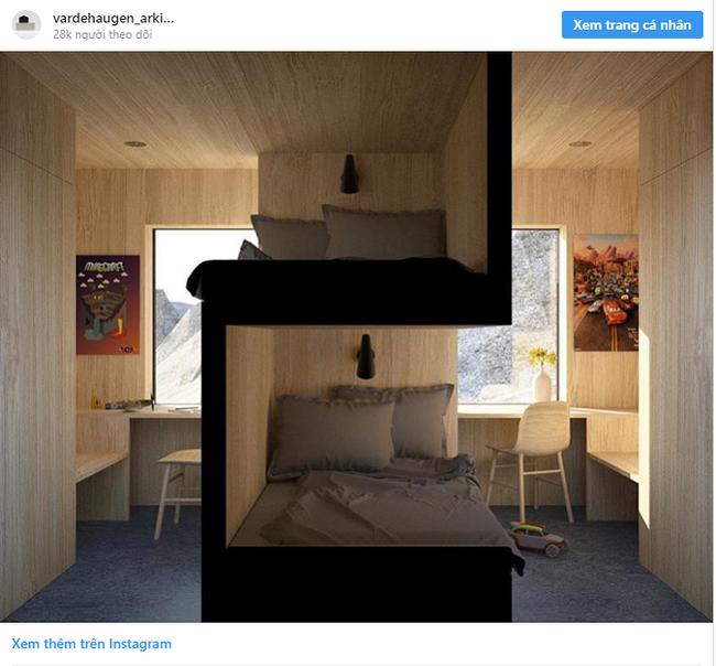 11 thiết kế giường hiện đại và thoải mái khiến bạn nhìn 1 lần là ưng ngay - Ảnh 7.