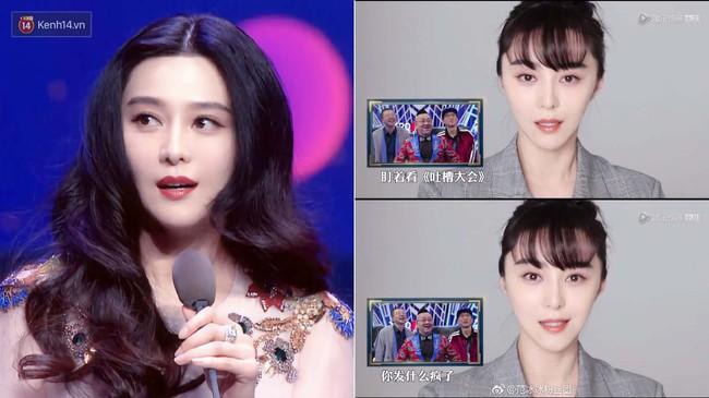 """Tóc mái thưa là """"cứu tinh"""" của sao Hàn nhưng với 4 mỹ nhân Hoa ngữ này thì không, đặc biệt là Phạm Băng Băng - Ảnh 2."""