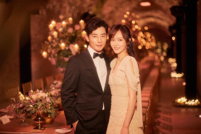 Lưu Diệc Phi chúc mừng Đường Yên – La Tấn, nuối tiếc vì không thể dự đám cưới - ảnh 3