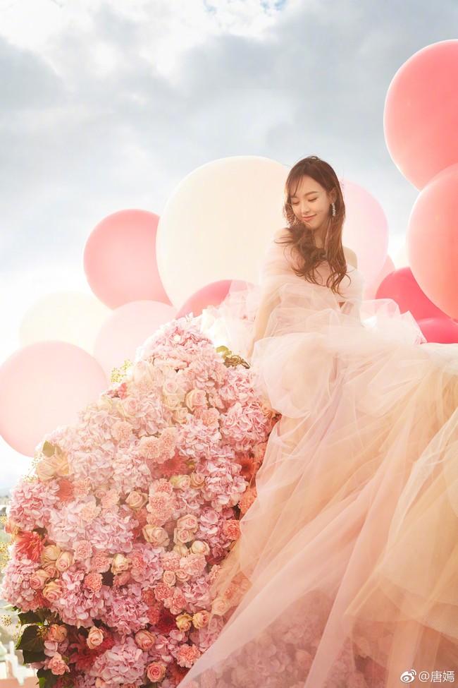 Đường Yên – La Tấn tuyên bố đã kết hôn, chụp ảnh cưới lãng mạn và ngọt ngào - Ảnh 4.