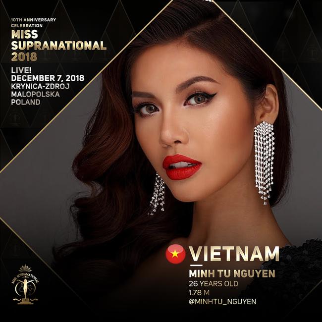 Minh Tú bức xúc khi bị bịa đặt, nói xấu trước thềm cuộc thi Hoa hậu Siêu quốc gia Việt Nam 2018 - Ảnh 2.