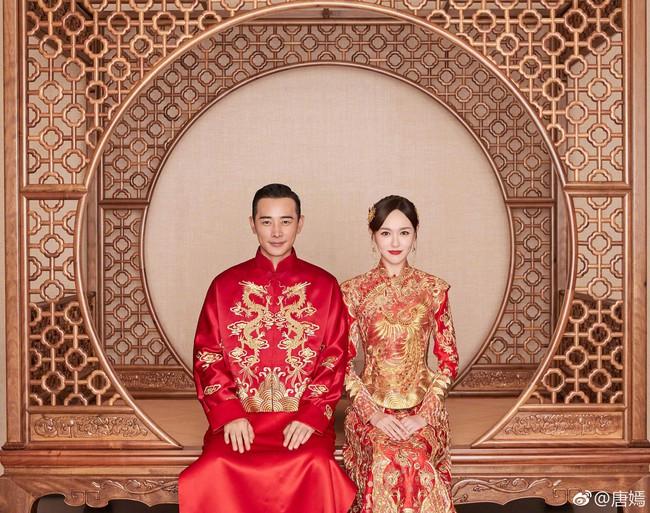 Đường Yên – La Tấn tuyên bố đã kết hôn, chụp ảnh cưới lãng mạn và ngọt ngào - Ảnh 5.