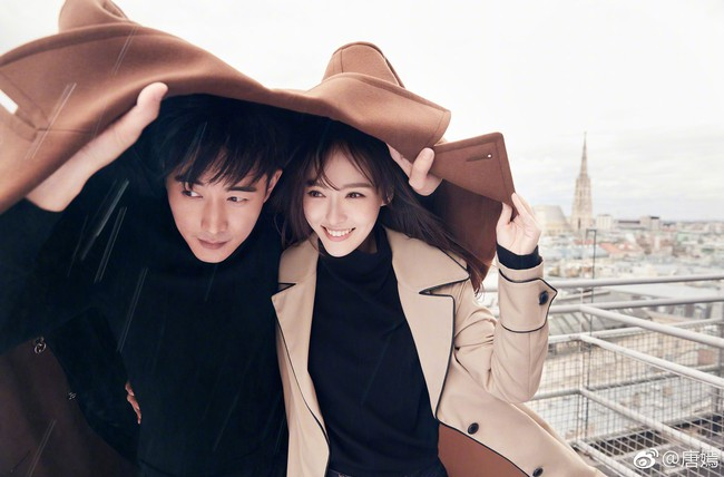 Đường Yên – La Tấn tuyên bố đã kết hôn, chụp ảnh cưới lãng mạn và ngọt ngào - Ảnh 7.