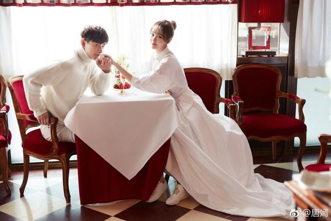 Đường Yên – La Tấn tuyên bố đã kết hôn, chụp ảnh cưới lãng mạn và ngọt ngào - Ảnh 9.