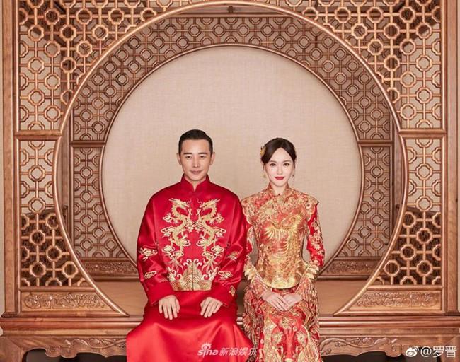 Đường Yên - La Tấn cưới nhau: Cũng chẳng có gì lạ, yêu thắm thiết trên màn ảnh đến tận 5 lần cơ mà! - Ảnh 2.