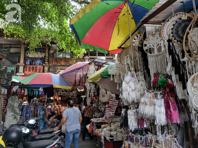 Đến Bali để trải nghiệm cảm giác đi chợ ở hòn đảo thiên đường - Ảnh 2.
