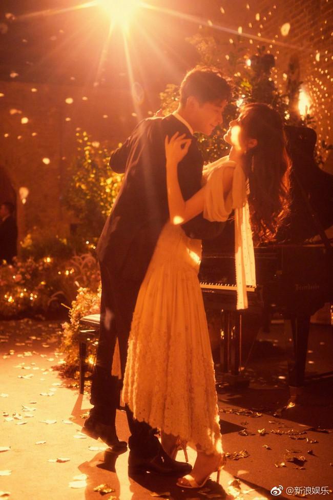 Đường Yên - La Tấn xuất hiện trong khung cảnh đẹp như mơ của tiệc tiền đám cưới - Ảnh 5.