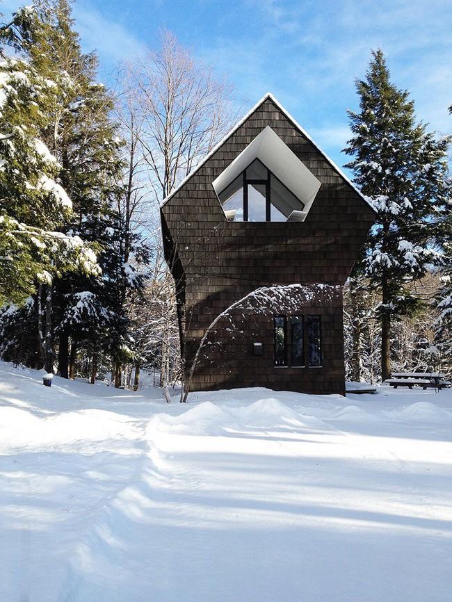 7 ngôi nhà nhỏ được cải tạo có thiết kế nội thất hiện đại khác xa với cảnh quan bên ngoài - Ảnh 17.