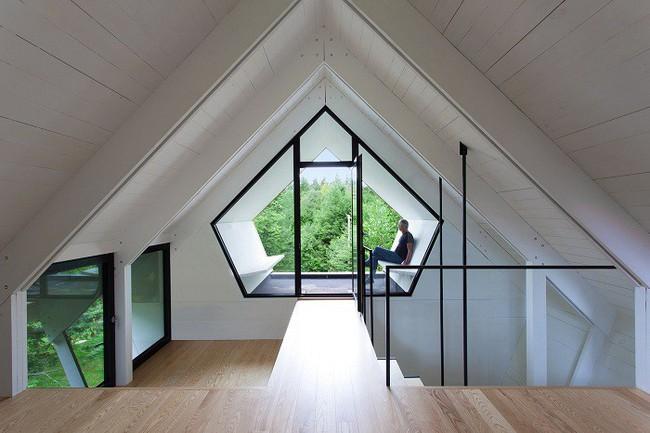 7 ngôi nhà nhỏ được cải tạo có thiết kế nội thất hiện đại khác xa với cảnh quan bên ngoài - Ảnh 18.